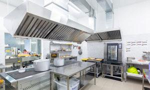 Hotte de cuisine - France Hygiène ventilation