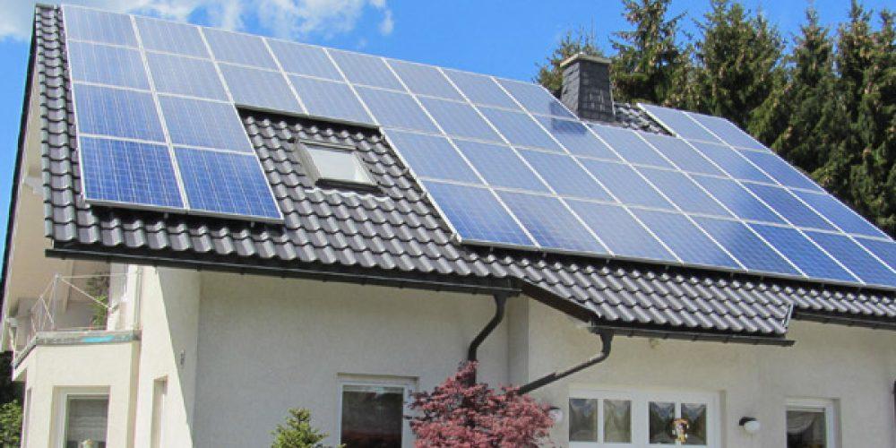 Autoconsommation d'électricité d'origine photovoltaïque