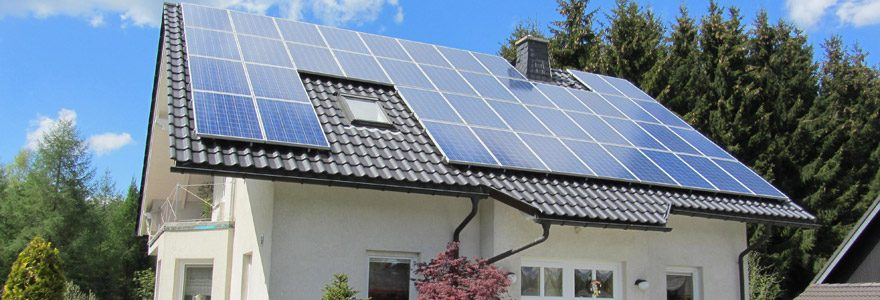 électricité d'origine photovoltaïque