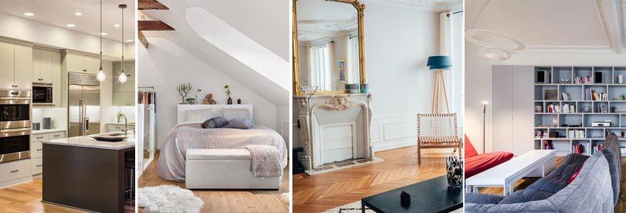 entreprise de rénovation d'appartement à Paris