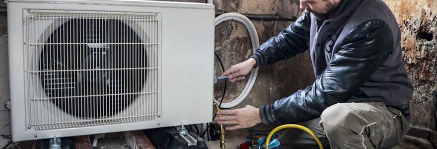 Installateur de pompe à chaleur en ligne