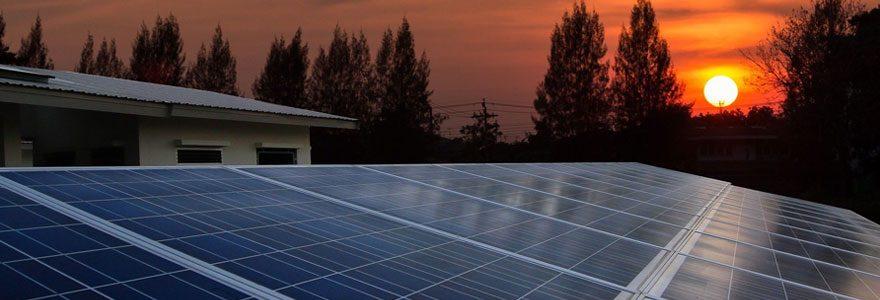 Installer des panneaux solaires photovoltaïques