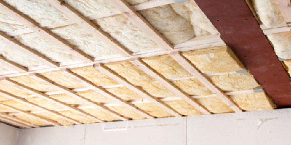 Comment pratiquer l'isolation des plafonds de vos sous-sols ?