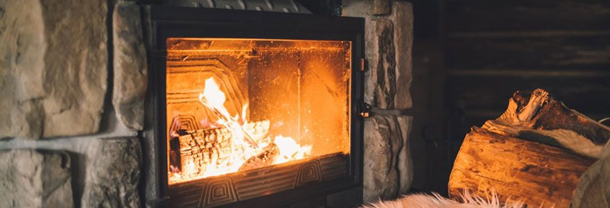 Le rendement de sa cheminée