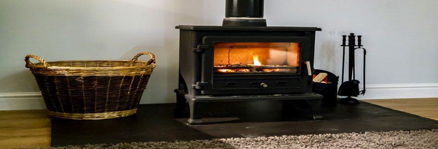 Les différents types de cheminées et poêles
